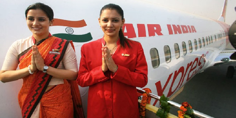 Fifth Freedom Flights : Air India(AI)