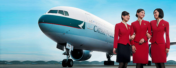 Fifth Freedom Flights : Cathay Pacific Airways(CX)