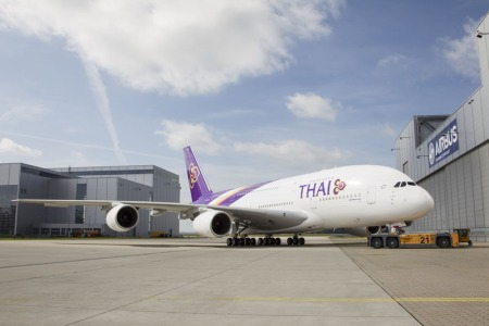 Fifth Freedom Flights : Thai Airways International(TG)