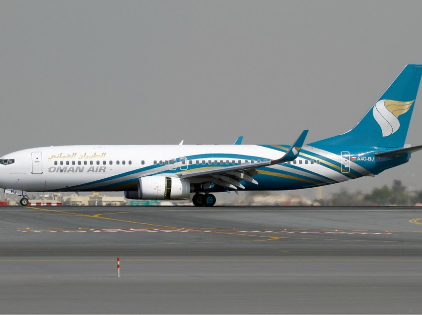 Fifth Freedom Flights : Oman Air(WY)