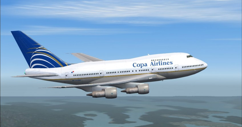 Fifth Freedom Flights : Copa Airlines(CM)