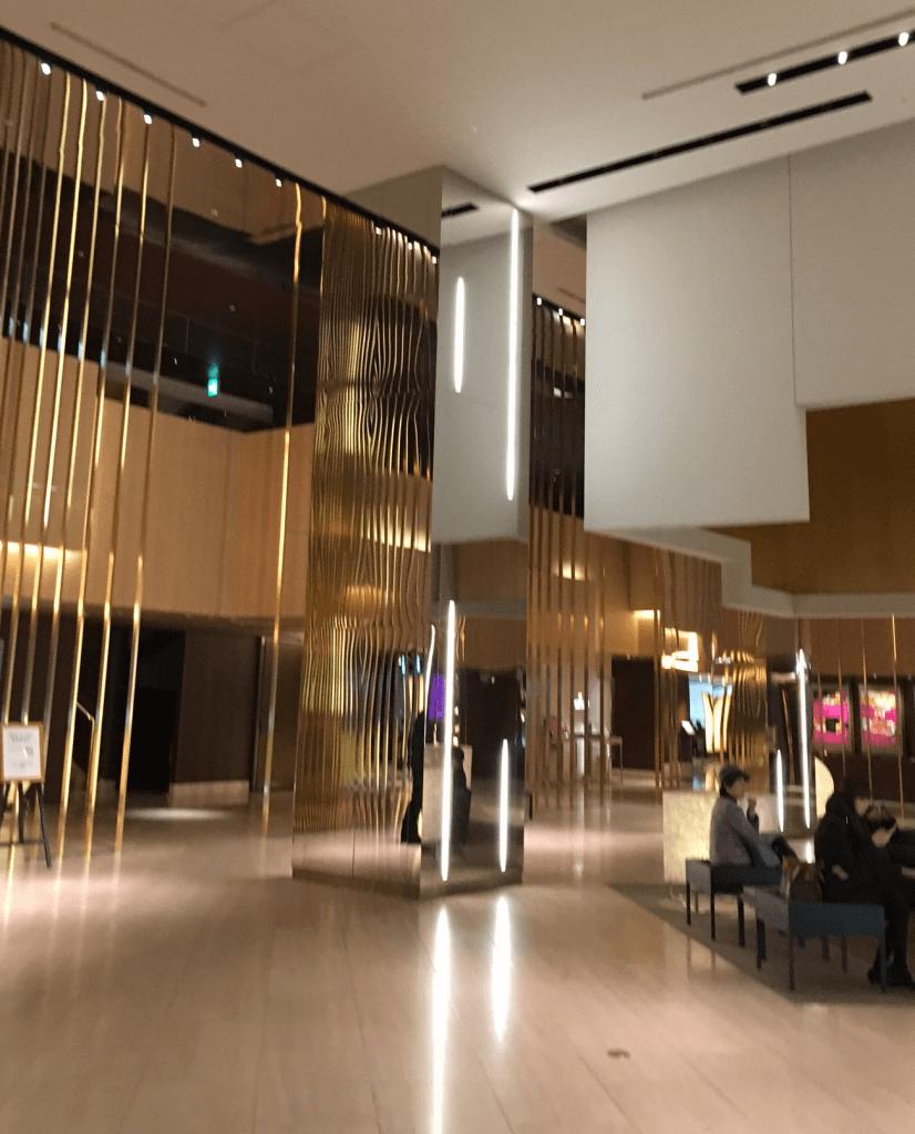 ANAクラウンプラザホテル大阪のWifiスピードチェック