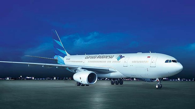 Fifth Freedom Flights : Garuda Indonesia(GA)