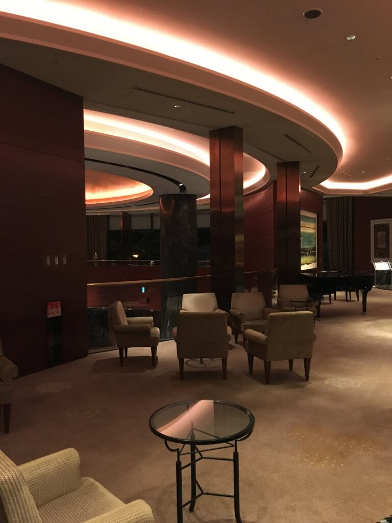 Hotel review : Hyatt Regency Osaka