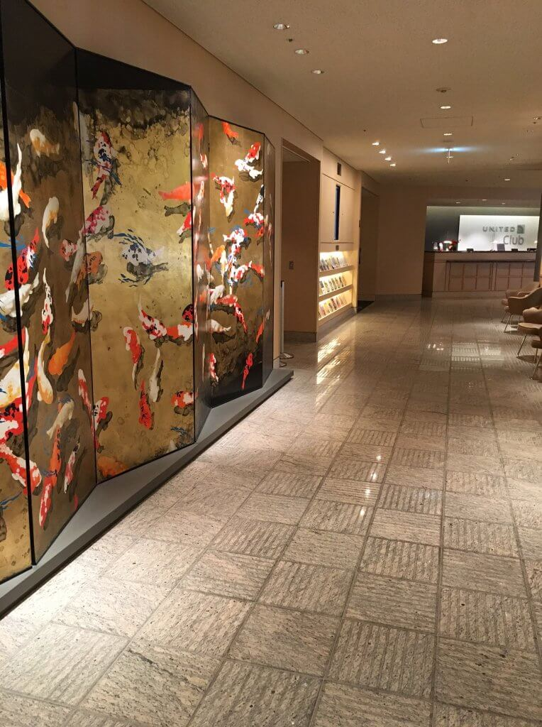 Lounge Review : 成田空港(NRT) United Club lounge