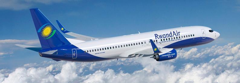 ルワンダ航空(WB)の以遠権フライト
