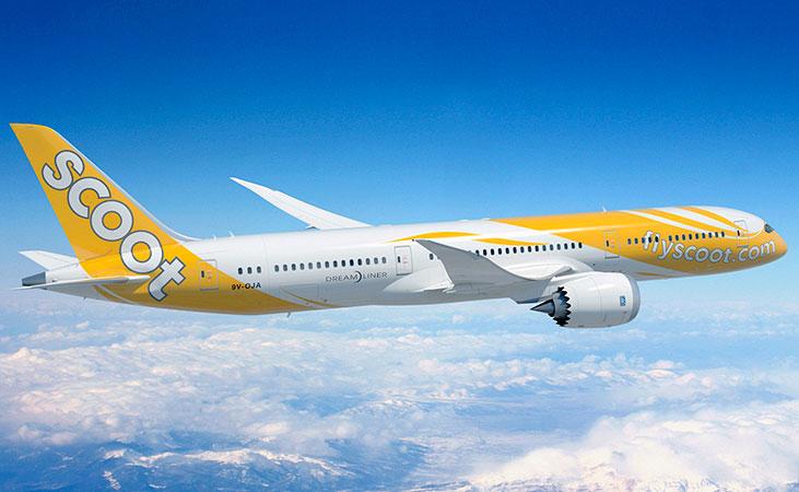 シンガポール航空(SQ)のマイレージをScoot(TR)のフライトに利用するのはお得なのか