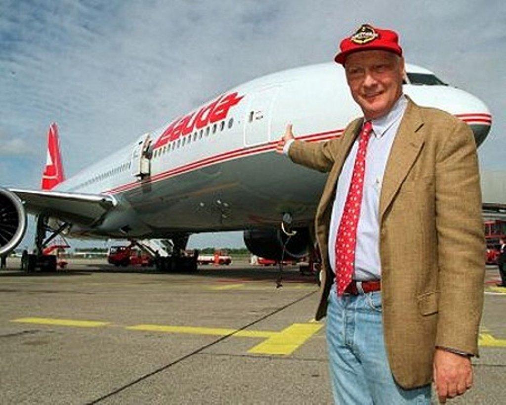 ニキ・ラウダがニキ航空を「買い戻し」