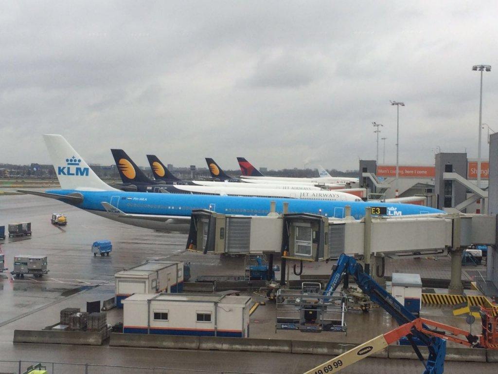 ジェットエアウェイズ(9W)がエミレーツ航空(EK)、ガルフ・エア(GF)との提携解消