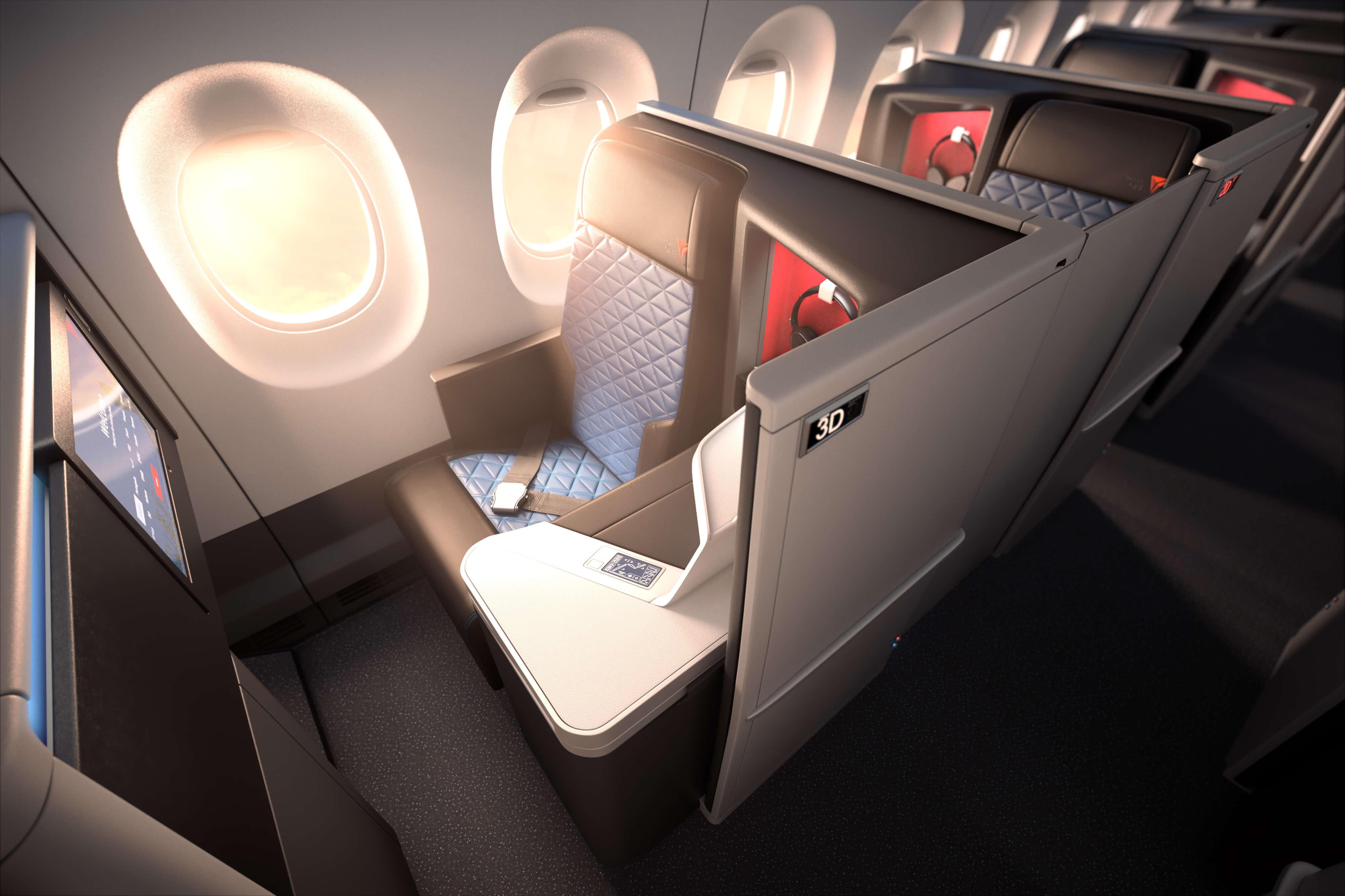 デルタ航空(DL)のフライトに少ないマイレージ数で搭乗する方法