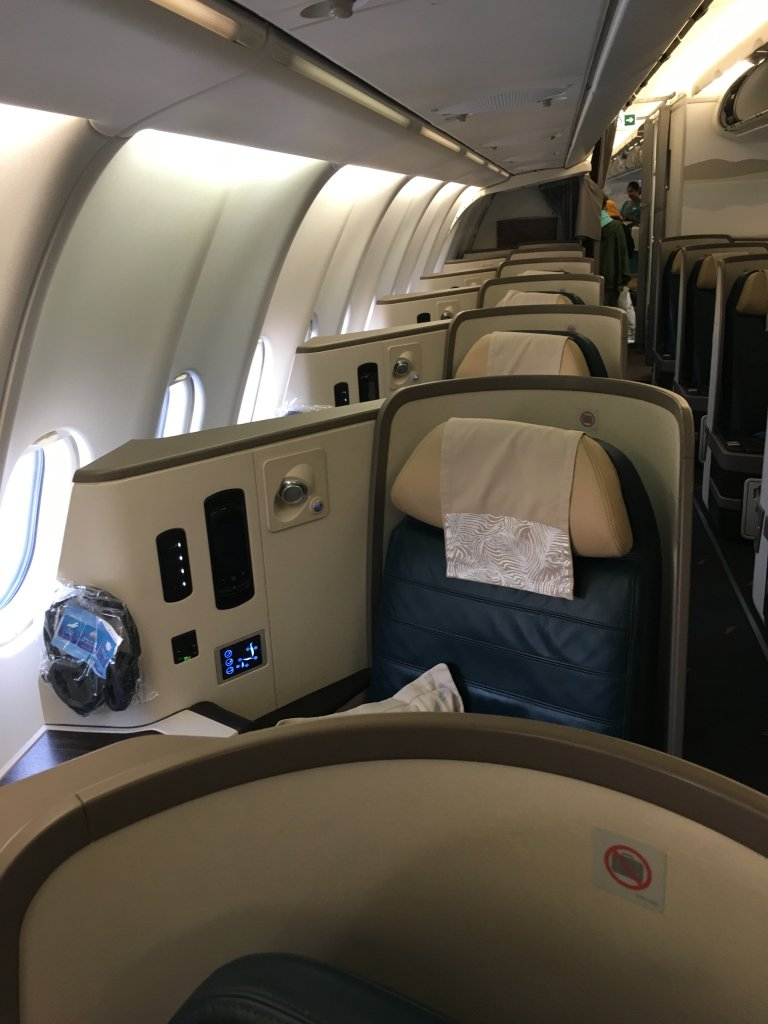 Business Class Review : UL364(CMB – CGK)