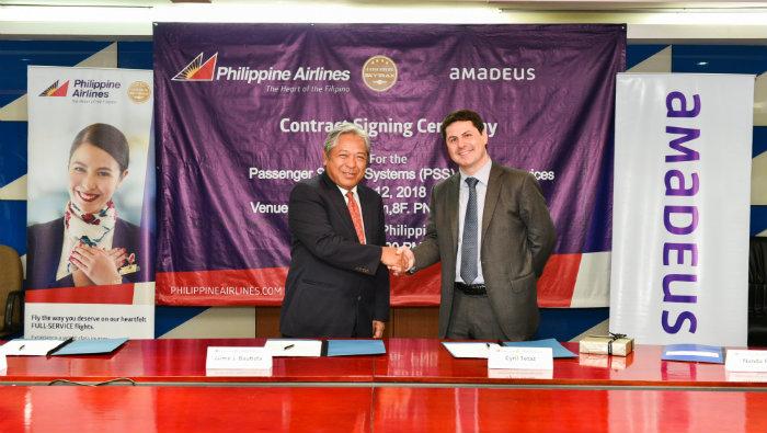 エア・カナダ(AC)、フィリピン航空(PR)が自社の基幹システムにAmadeusを採用
