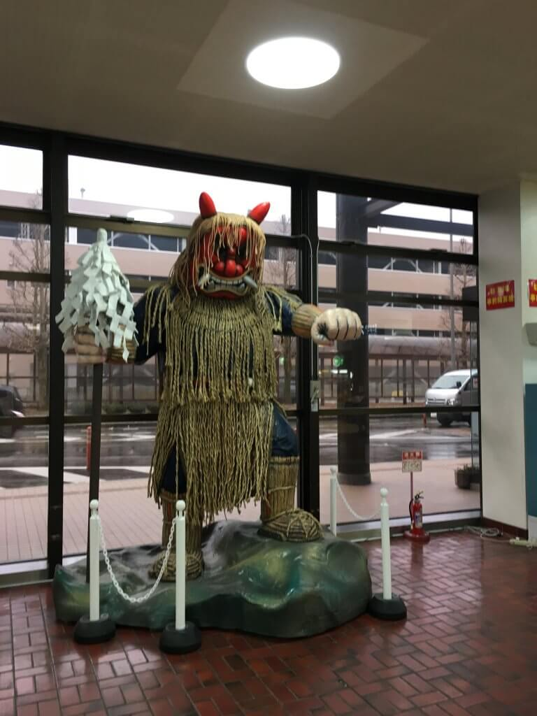 秋田空港(AXT)のWifiスピードチェック