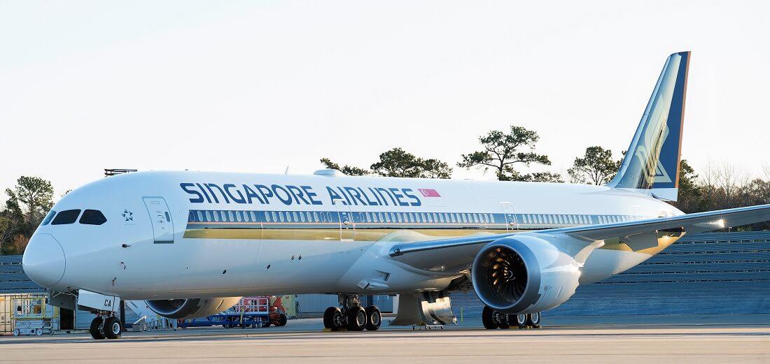 シンガポール航空(SQ)のボーイング787-10就航路線まとめ(2018年10月版)
