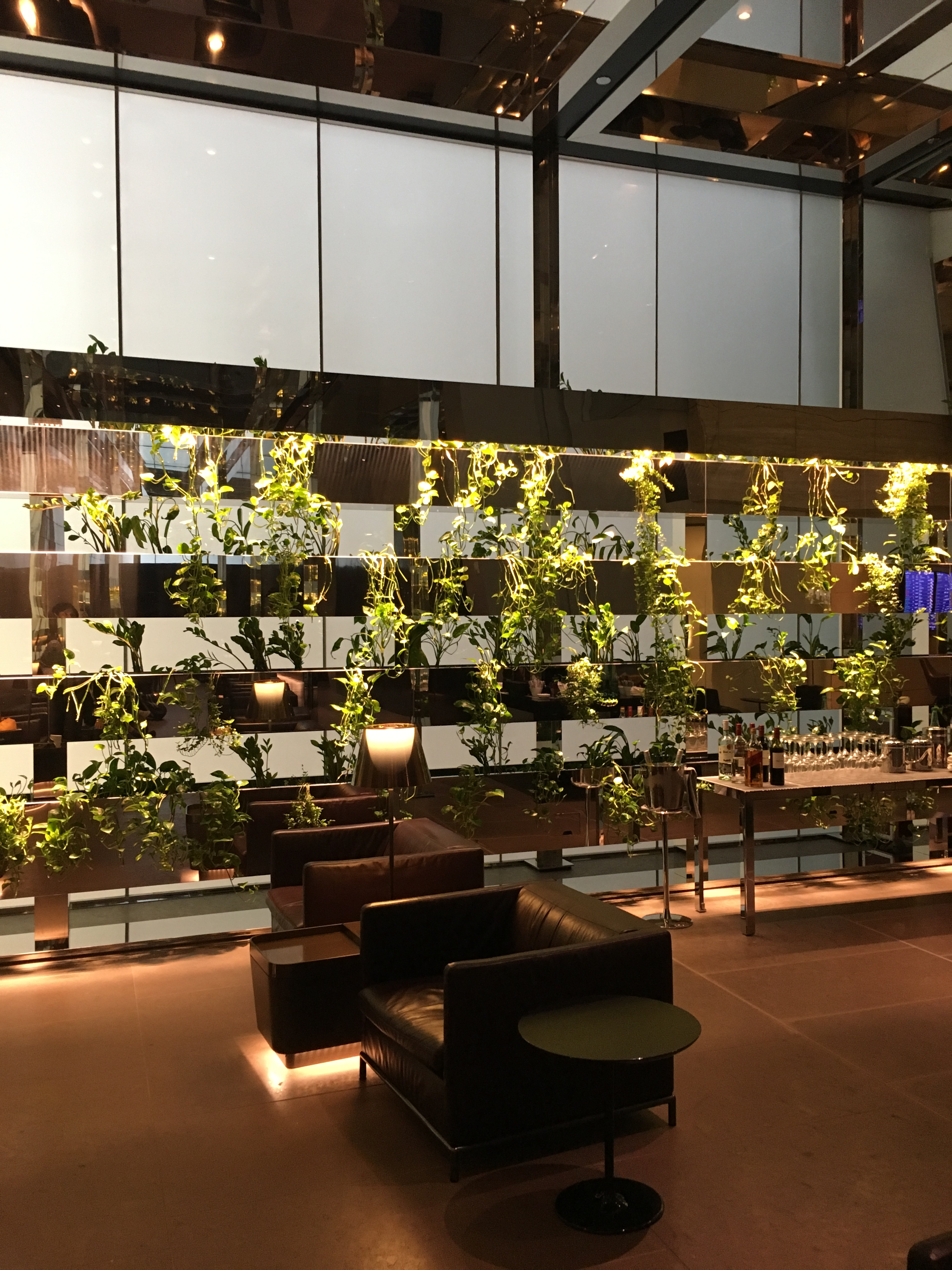 Lounge Review : ドーハ空港(DOH) ファーストクラスラウンジ(ワンワールドメンバー向け)