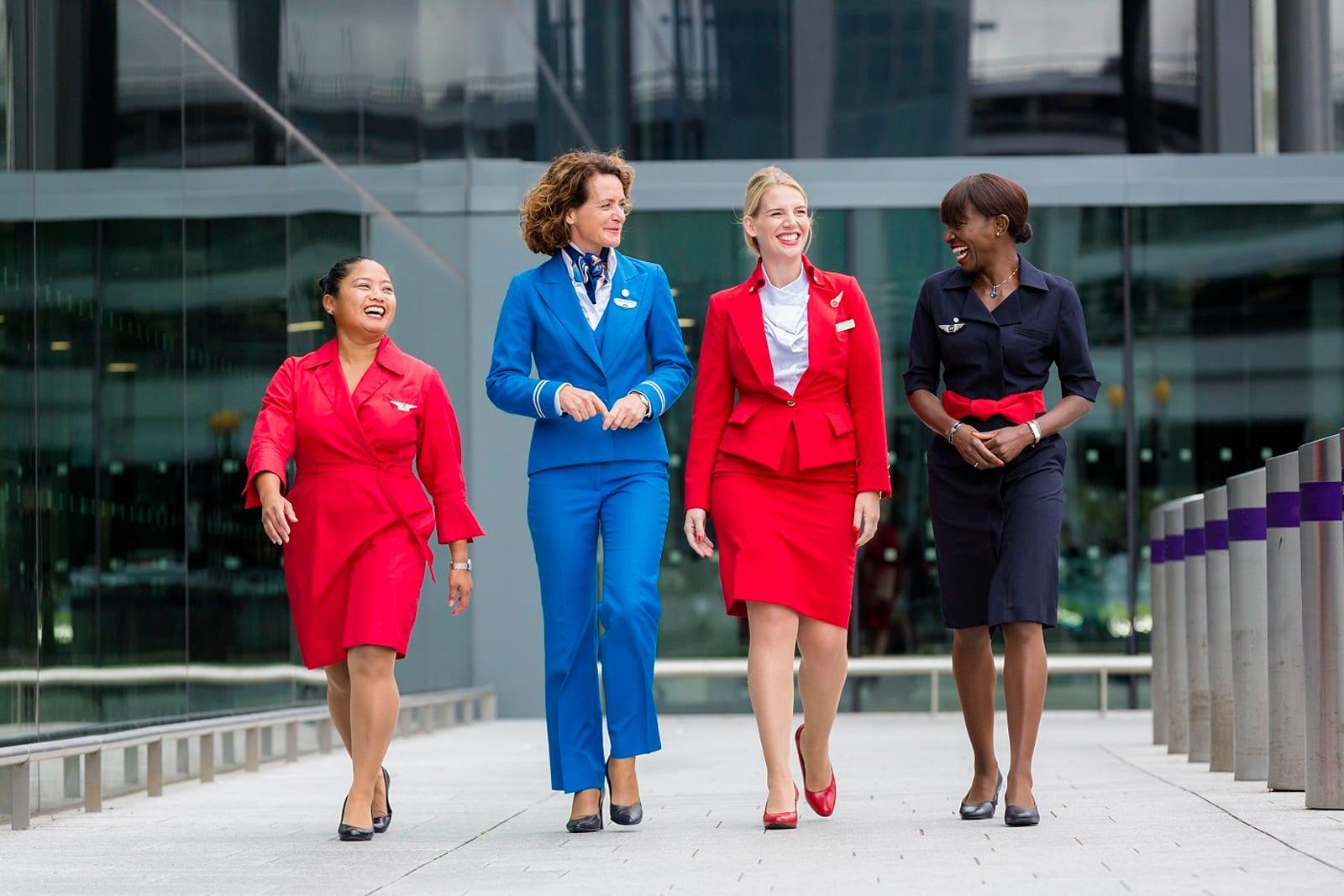 ヴァージン・アトランティック航空(VS)とエールフランス航空(AF)/KLMオランダ航空(KL)が提携強化