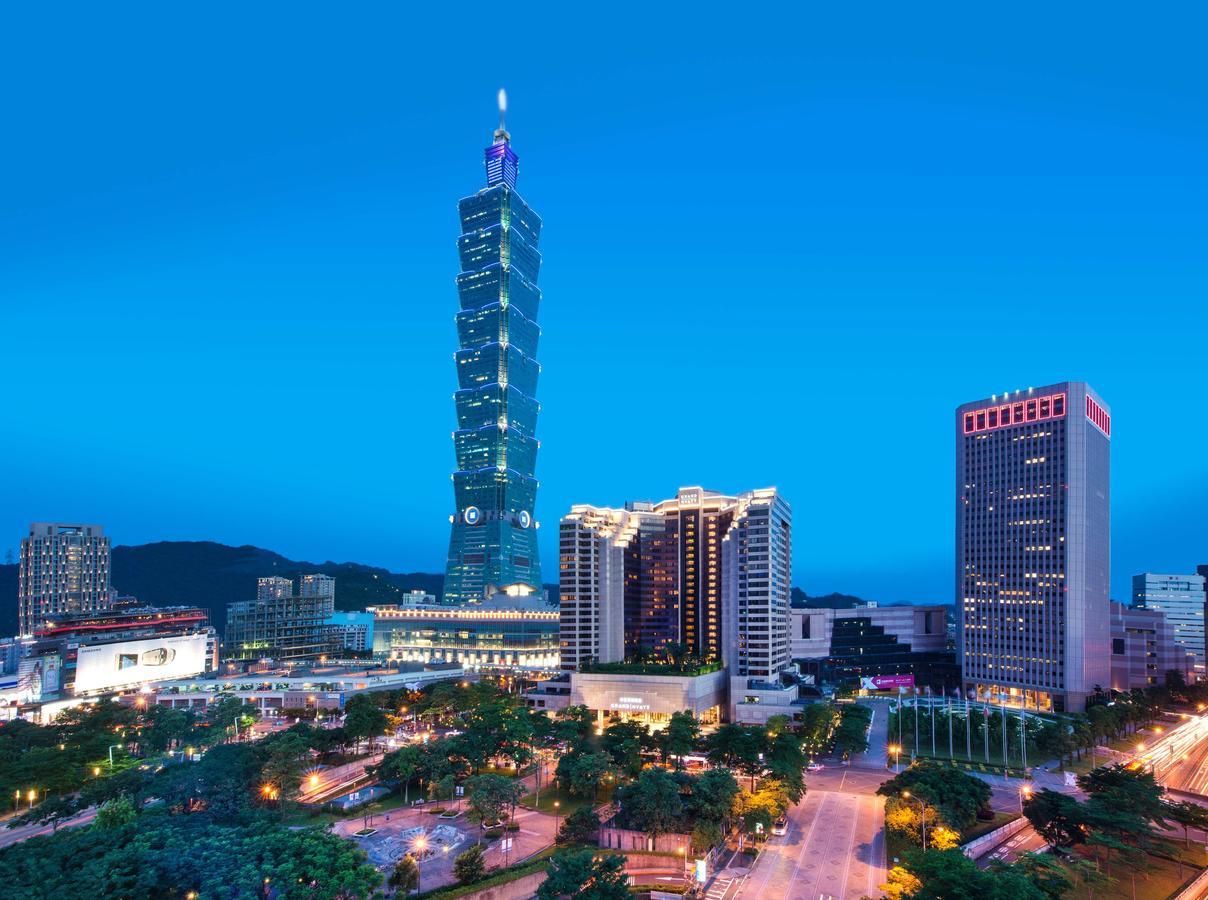 台湾で、パークハイアットとアンダーズが同時入居!(2021年予定)