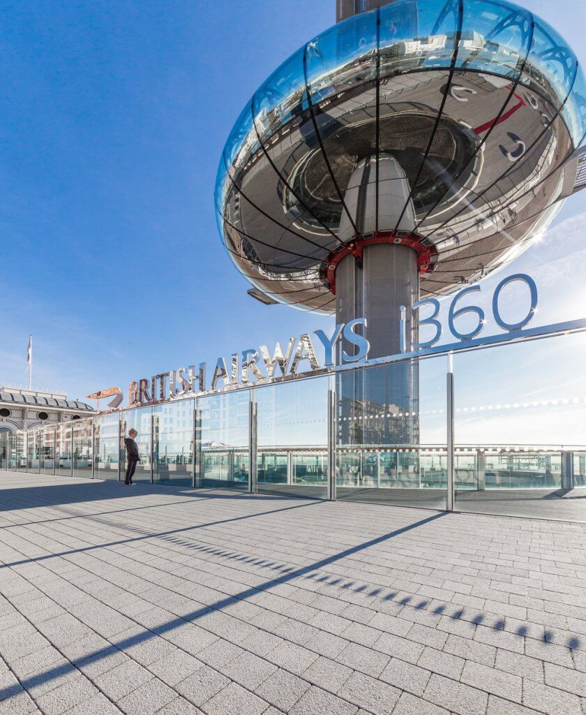 イギリスのちょっと変わった観光スポット「ブリティッシュ・エアウェイズ i360」