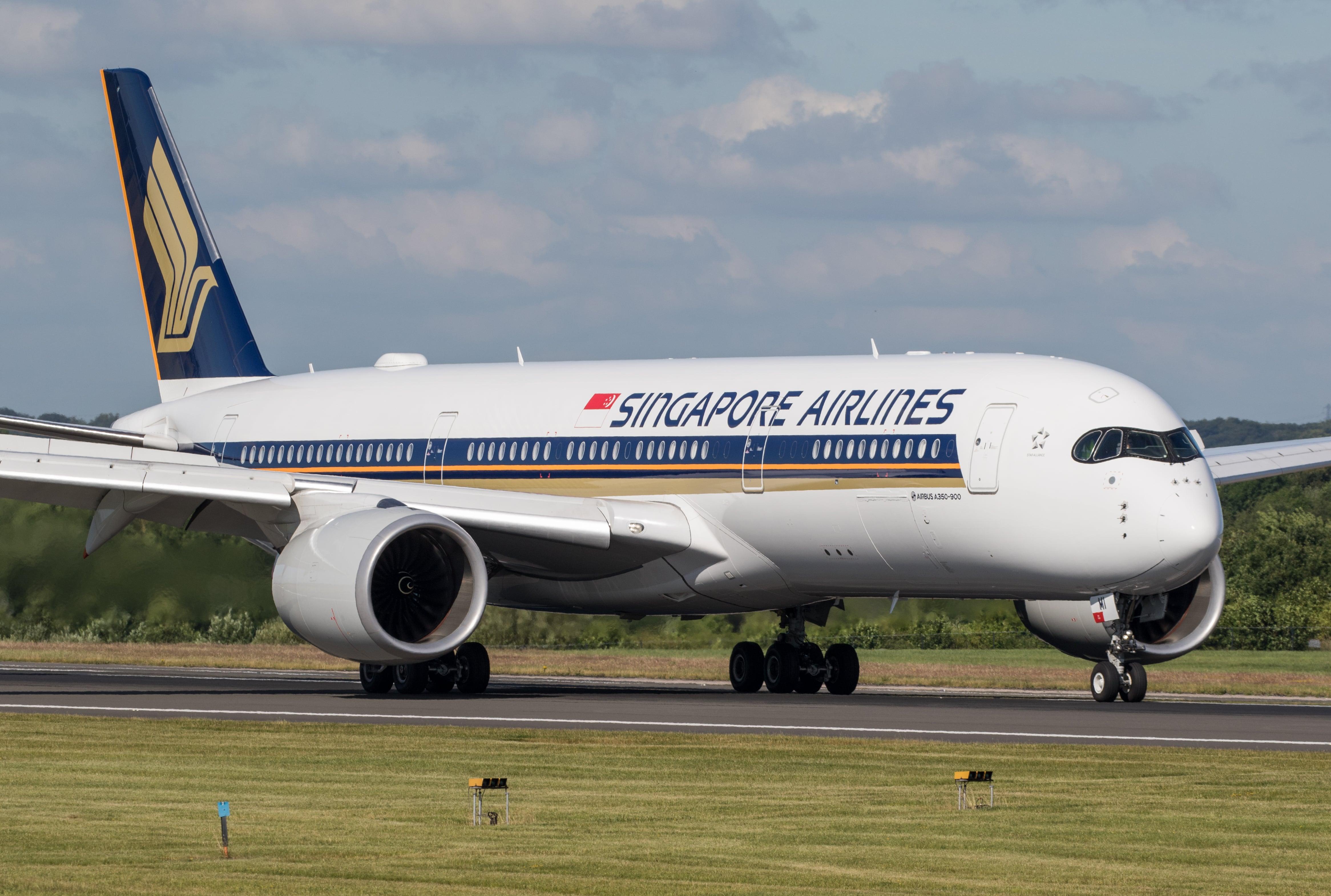 シンガポール航空(SQ)のエアバス A350-900ULR 就航路線まとめ(2019年11月版)
