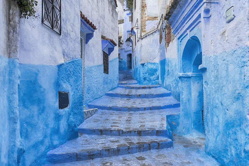 モロッコの青い街・シェフシャウエン(Chefchaouen)在住の日本人がいた!