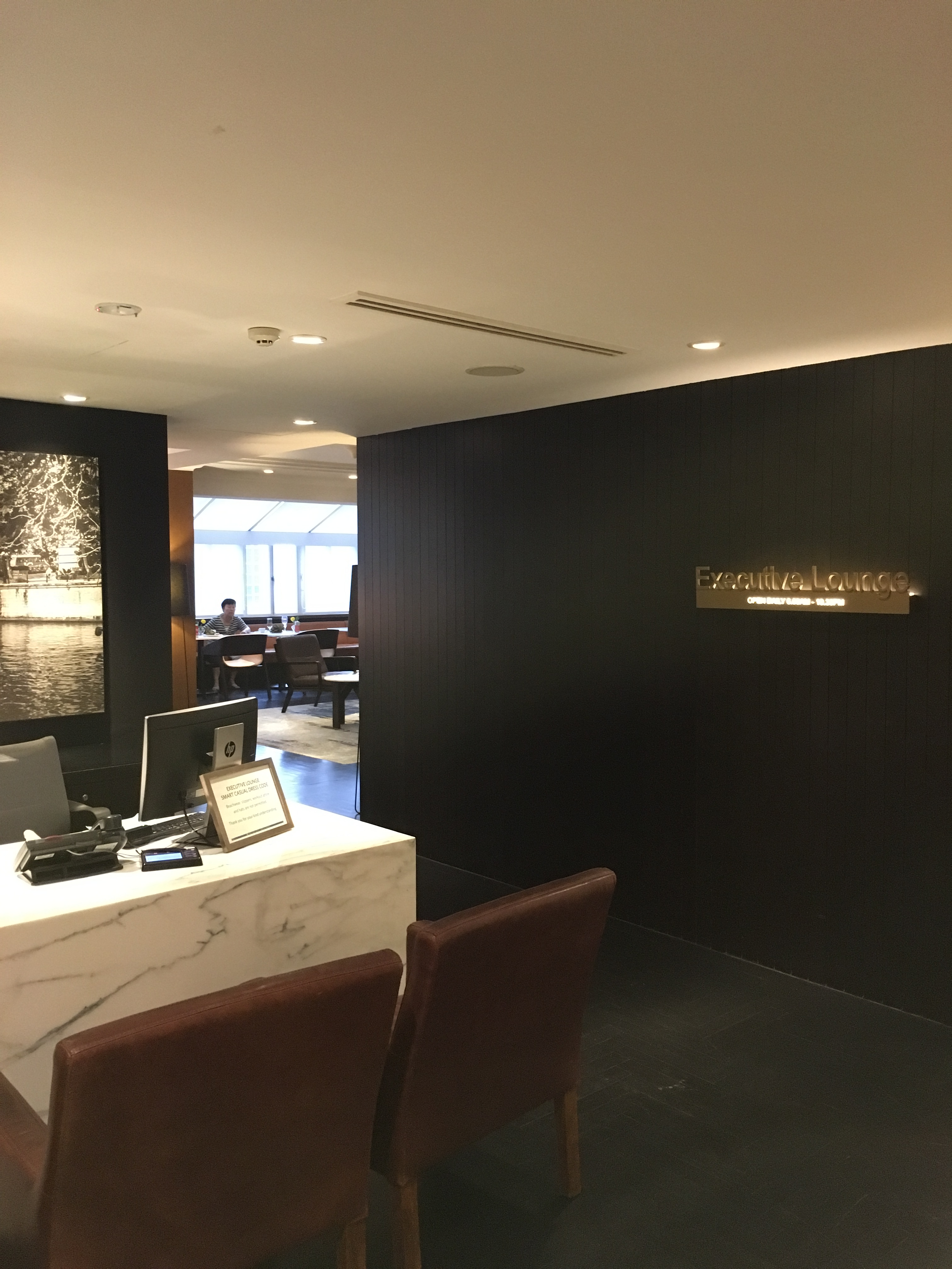 ヒルトン・ダイヤモンドステータスチャレンジ#3(ヒルトン シンガポール エグゼクティブスイート(Hilton Singapore Executive Suite Room))