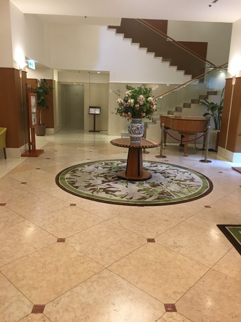 ザ サイプレス メルキュールホテル名古屋のWifiスピードチェック
