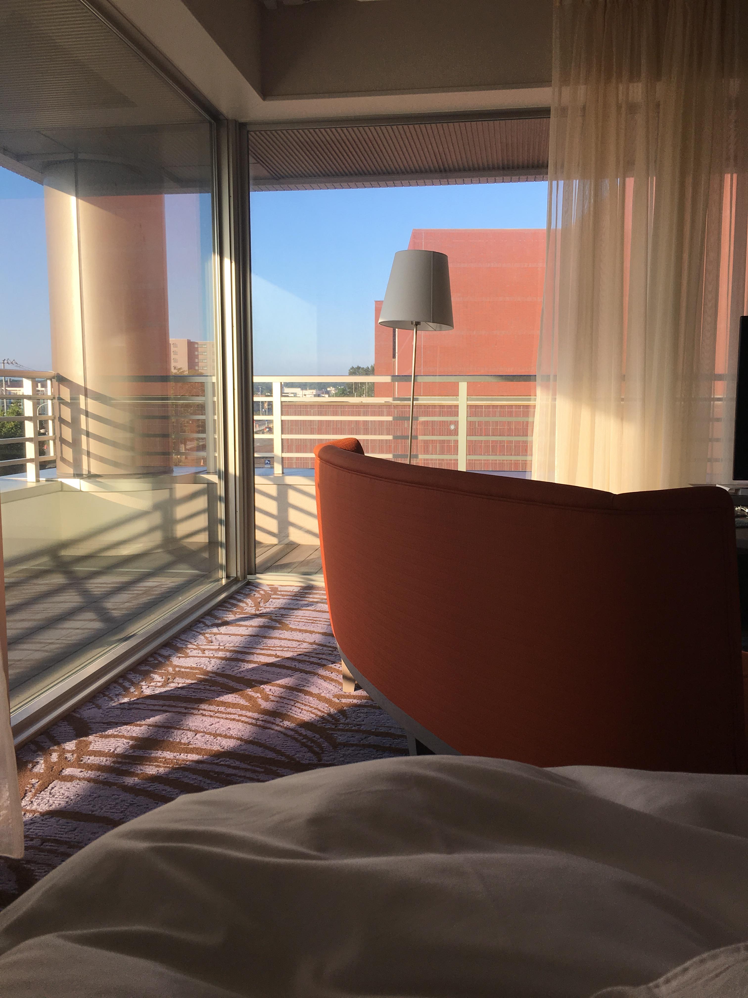 ANAクラウンプラザホテル千歳のWifiスピードチェック
