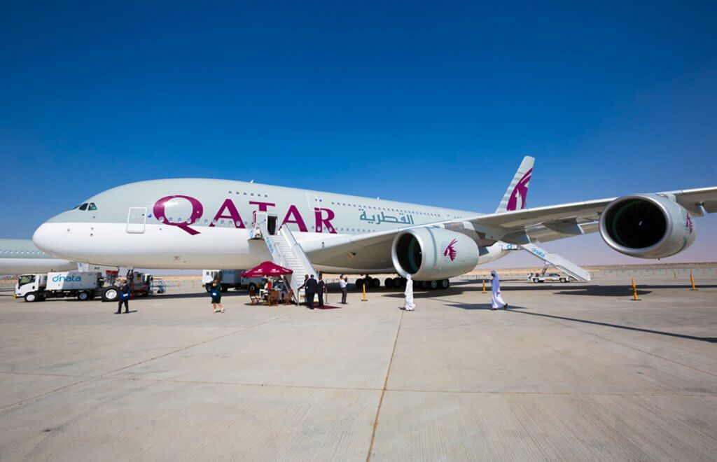 カタール航空(QR)の次の一手