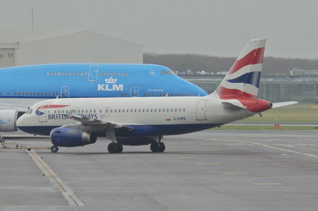 KLMオランダ航空(KL)のフライトでブリティッシュ・エアウェイズ(BA)のAviosを獲得する方法