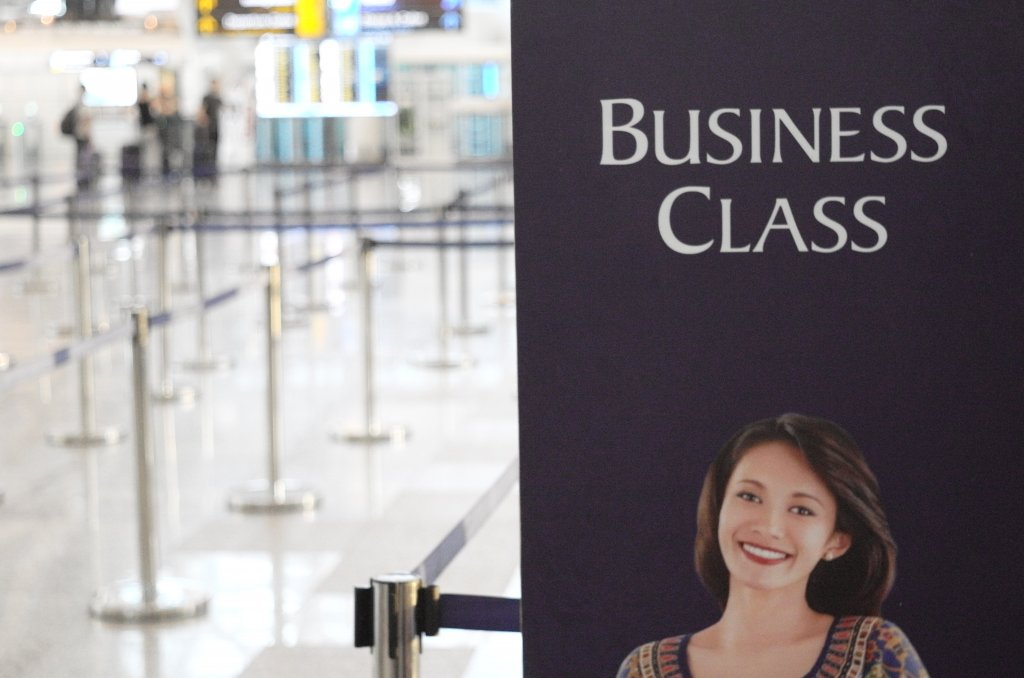 Business Class Review : SQ949(DPS – SIN)