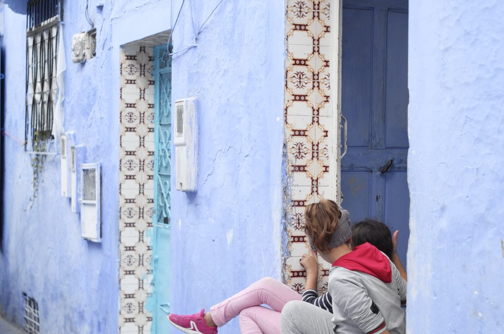 A Morocco Travelogue(2018年11月モロッコ(シェフシャウエン)旅行記)