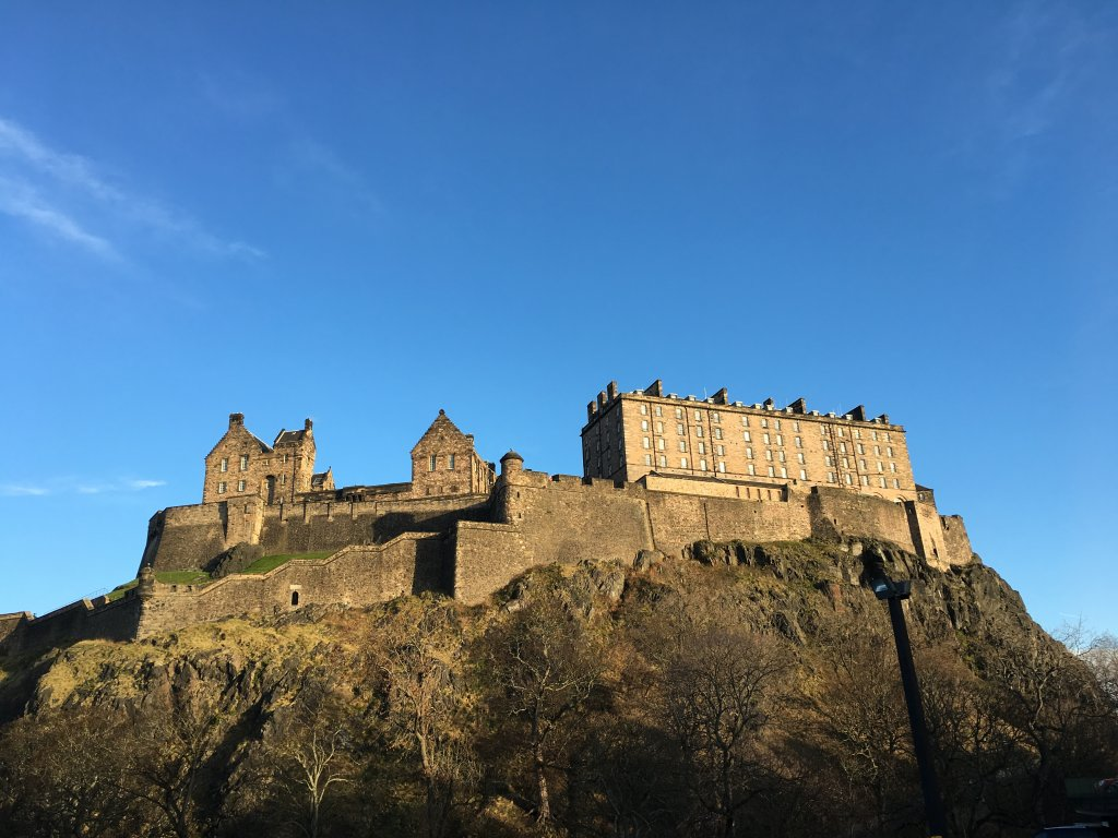 A Stylish Scotland Travelogue(2018年12月グラスゴー・エディンバラ旅行記)