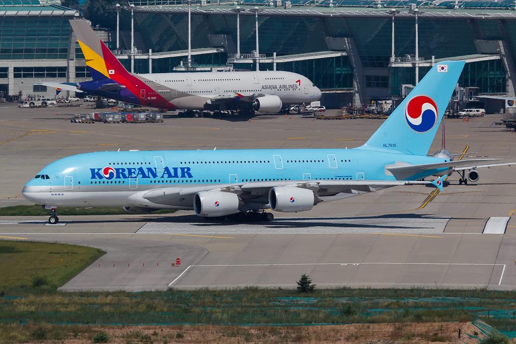 Wanna Oneも影響を受けた大韓航空(KE)、アシアナ航空(OZ)の新しいノーショー(No Show)チャージ