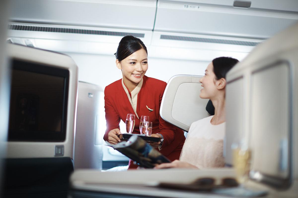 キャセイパシフィック航空(CX)の座席アップグレードガイド