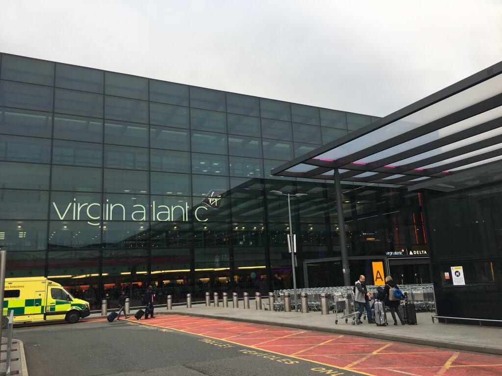 ロンドン・ヒースロー空港(LHR)も2つのターミナルを閉鎖