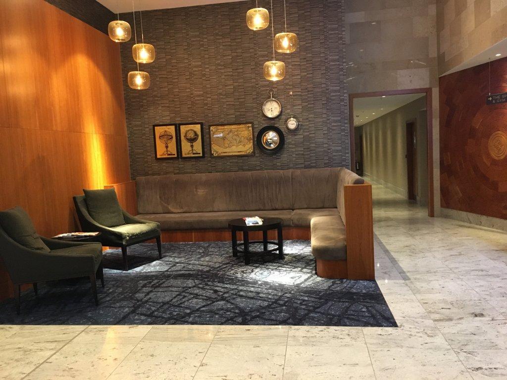 Hotel Review : インターコンチネンタル ロンドン O2(InterContinental London – The O2)
