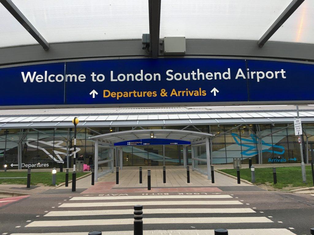 ロンドンで一番マイナーな空港・サウスエンド空港(SEN)を利用してみた