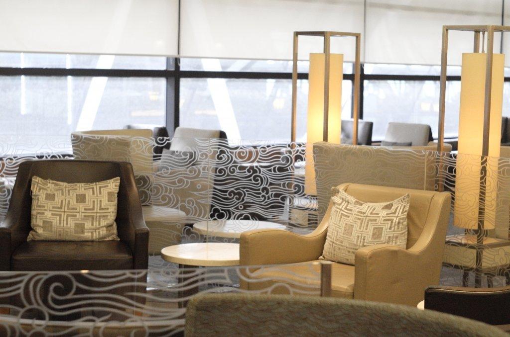 Lounge Review : 上海浦東空港(PVG) 中国国際航空(CA)ラウンジ