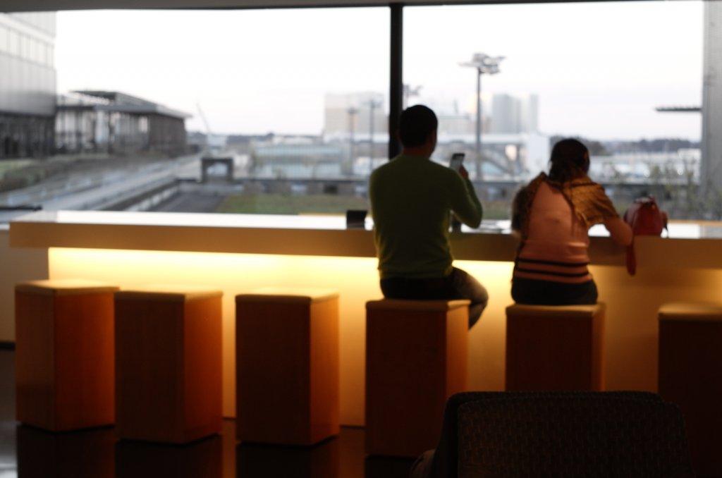 Lounge Review : 成田空港(NRT) キャセイパシフィック航空(CX)ラウンジ