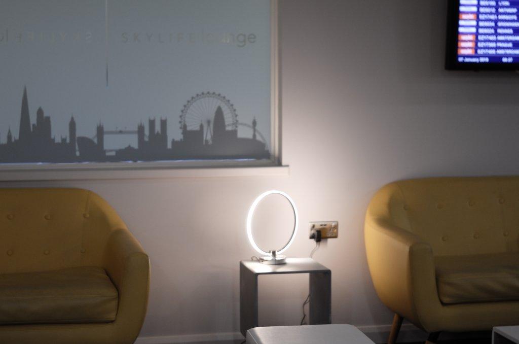 Lounge Review : ロンドンサウスエンド空港(SEN) スカイライフラウンジ(SKYLIFE LOUNGE)