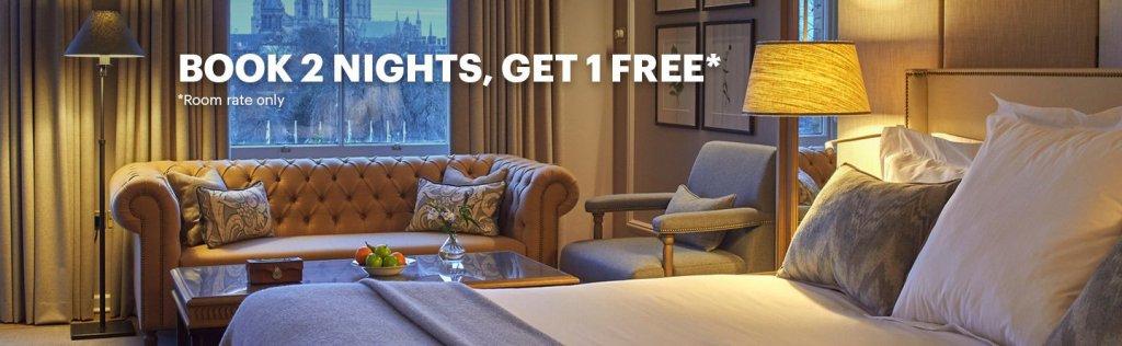 イギリスのIHGグループホテルに宿泊して無料で1泊する方法(2019/3/31滞在分まで)