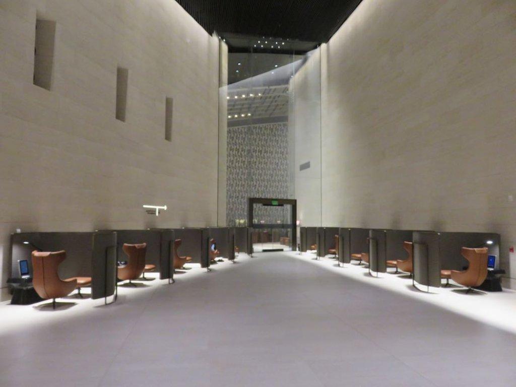 カタール航空(QR)のファーストクラスラウンジ「Al Safwa Lounge」が有償で利用可能に