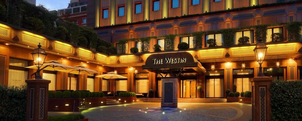 2019/3/5までに予約をしておくべきマリオットグループカテゴリ4, 5のホテル