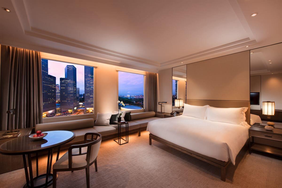 コンラッド センテニアル シンガポール(Conrad Centennial Singapore)がアメリカンエキスプレスのFine Hotels & Resorts(FHR)プログラムに参加