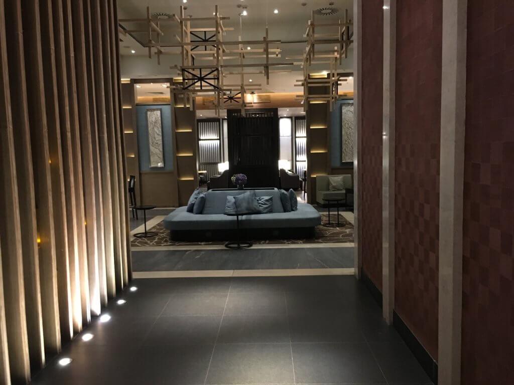 Lounge Review : ロンドン・ヒースロー(LHR)ターミナル2 Aspire lounge