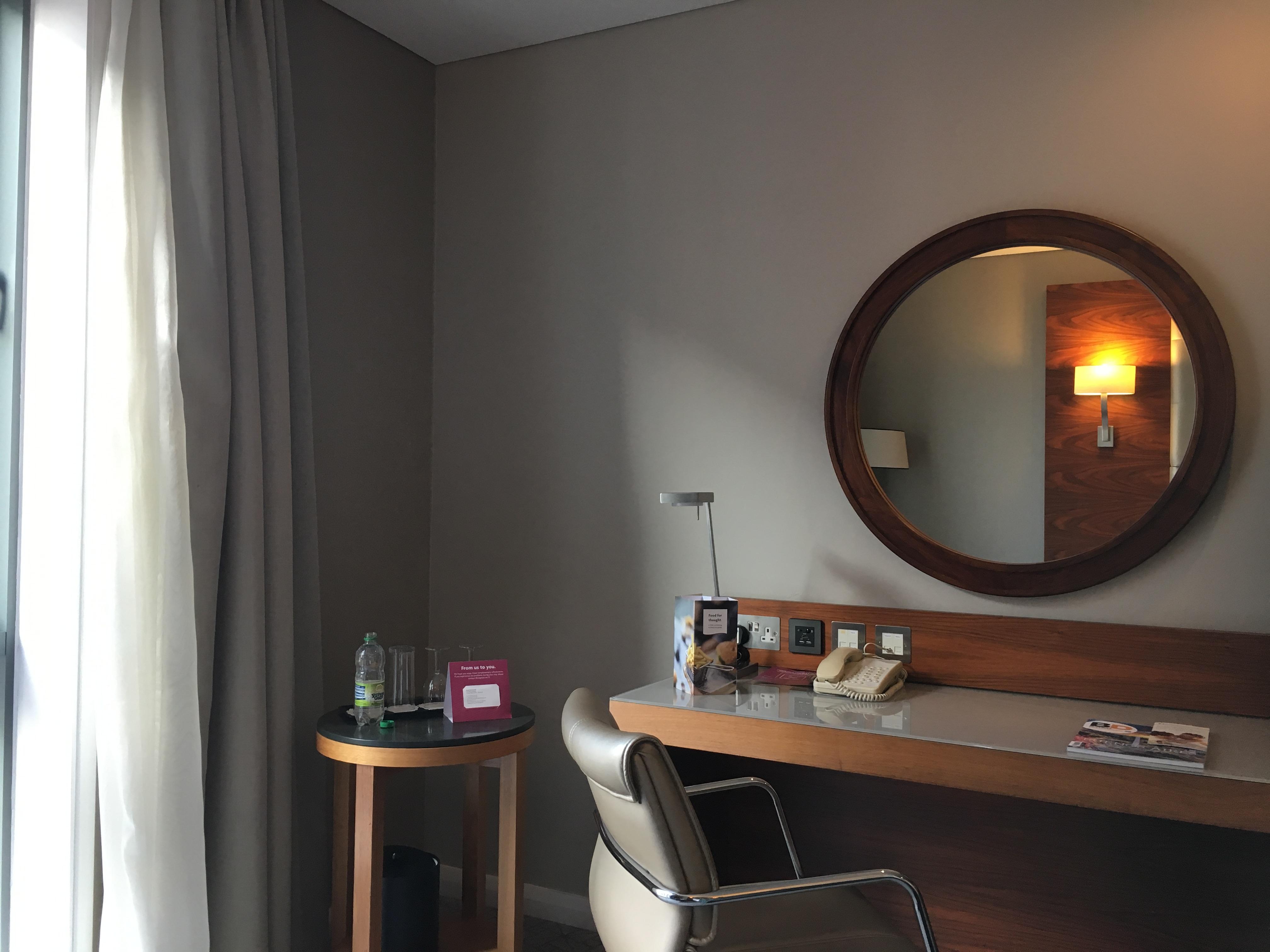 Hotel Review : クラウンプラザ ロンドン ドックランズ(Crowne Plaza London Docklands)