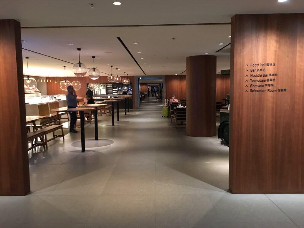 キャセイパシフィック航空(CX)の香港空港(HKG)ラウンジ「The Pier」が有償で利用可能に