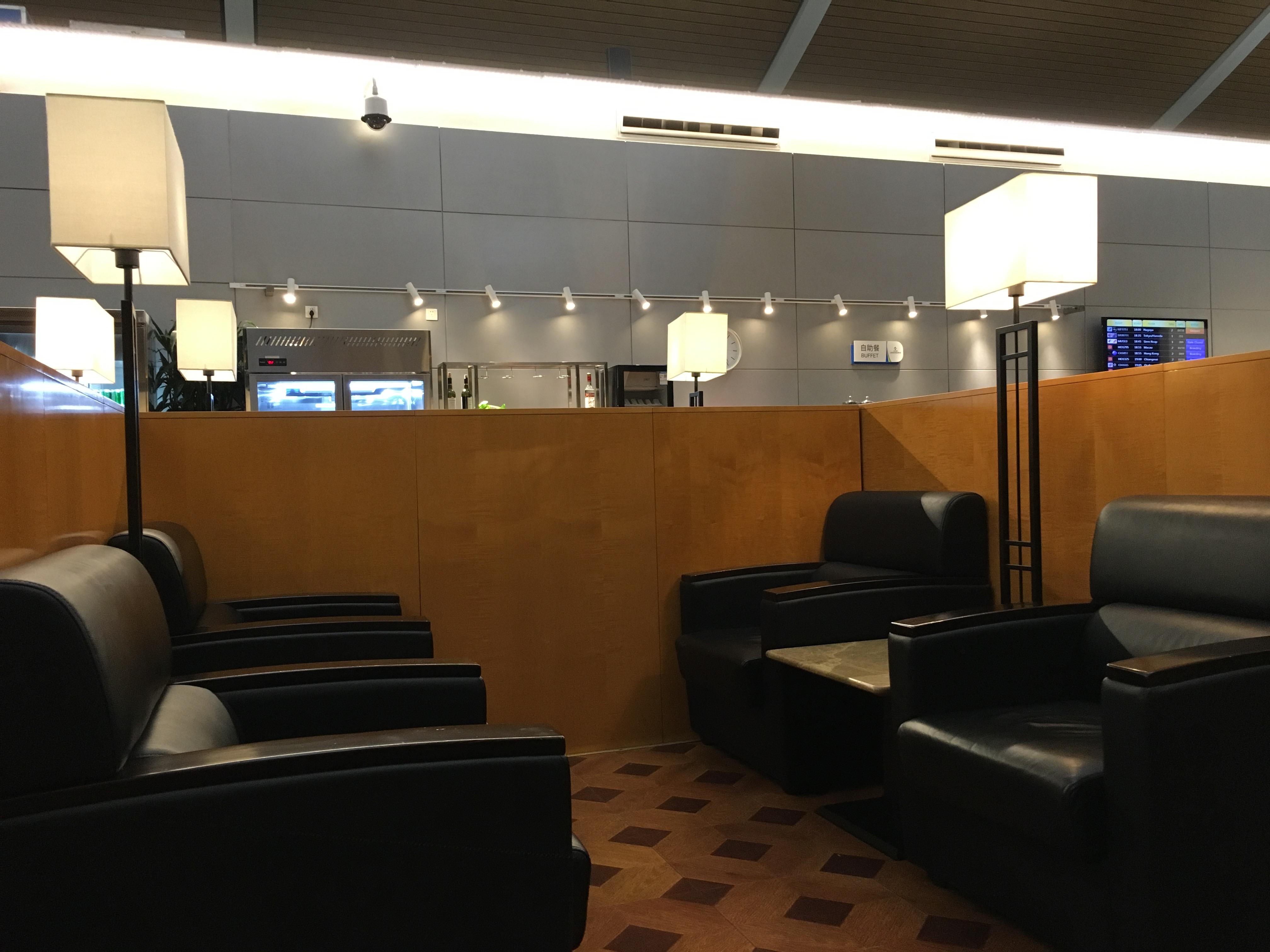 Lounge Review : 上海浦東空港(PVG) No. 69 Lounge