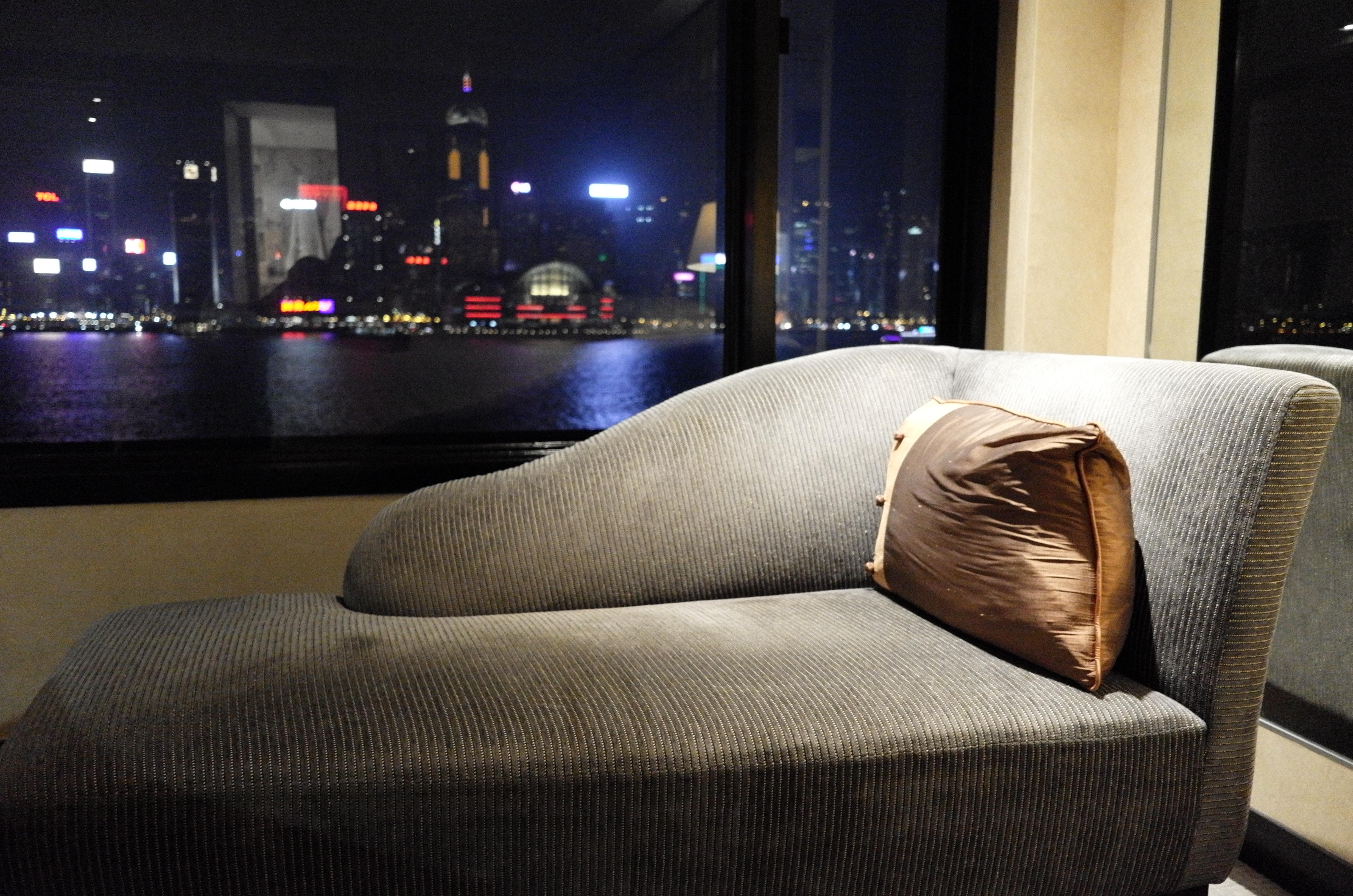 Hotel Review : インターコンチネンタルホテル香港(InterContinental Hong Kong)