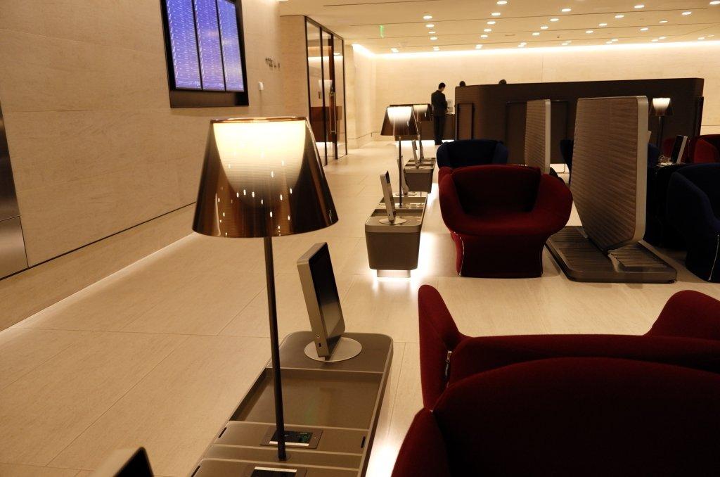 Lounge Review : ドーハ空港(DOH) カタール航空 (QR)アライバルラウンジ